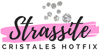 Strassite – Cristales Hotfix –